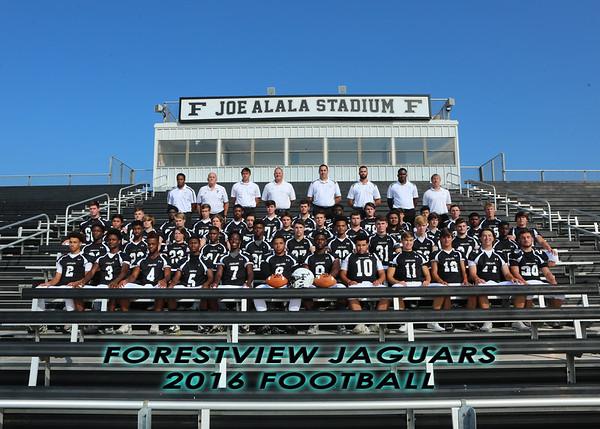 Forestview Varsity Football