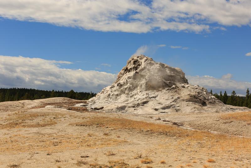 White Dome Geyser 001