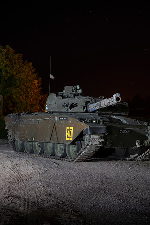 Royal Armoured Corps  museum shoot 17th Septmber 2020