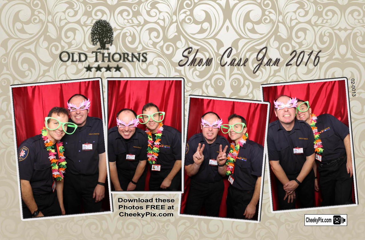 Show photobooth hire