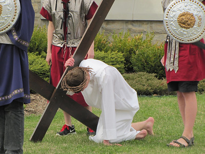 Teens Stations of the Cross 2014