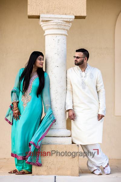 Naureen and Zain (Nikkah)