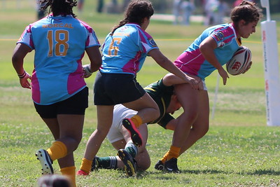 Southwest Rugby Challenge - JV Championship Game