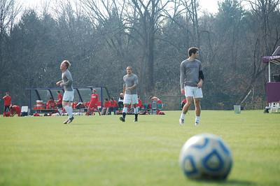 Amherst Soccer 2012