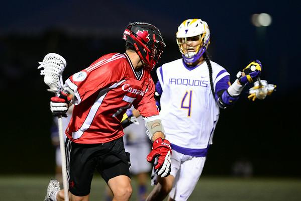 Canada vs Iroquois, 7-13-14