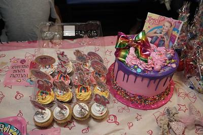 Lauren's 4th Birthday Party