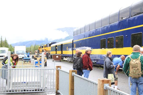 Day 21 - Denali to Fairbanks