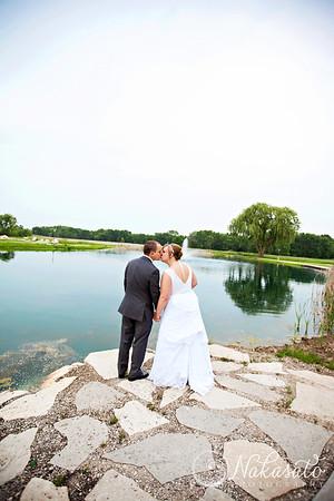 Morgan & Dosty {wedding day}