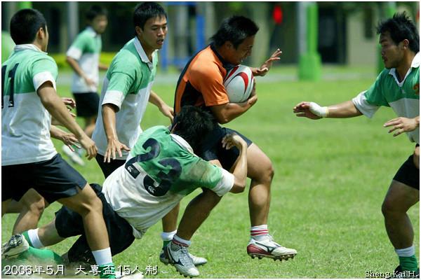 2006年照片集錦(Rugby Pics in 2006)
