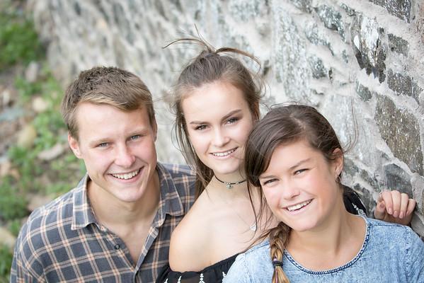 Wauchope Family Portrait