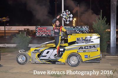 New Egypt Speedway 9-17-16