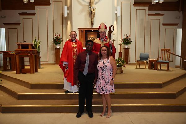 2021 St Matthew Confirmation