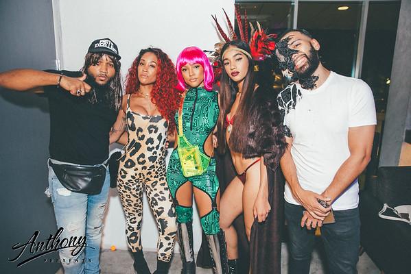 Funhouse Halloween