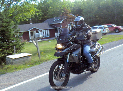 2012-08-25 Big Bike Valley Ride