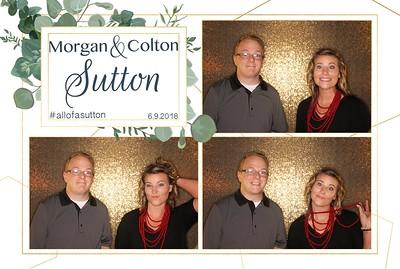 Morgan and Colton