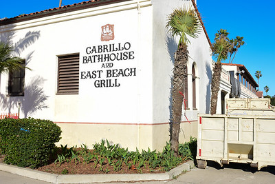 Cabrillo Bathhouse & East Beach Grill