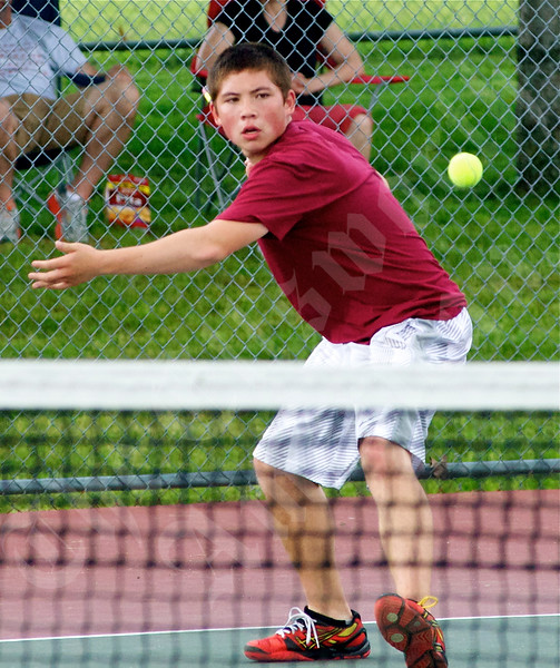 Tennis: Camden Hills at Ellsworth 6/7