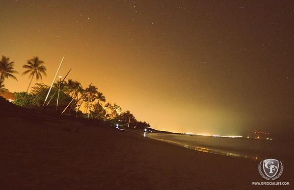Lanikai Beach - Moonlight