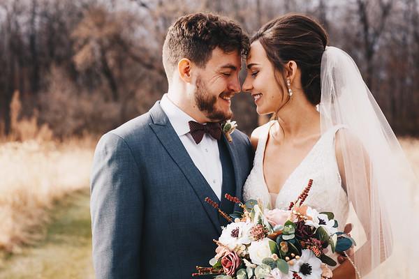 Jade + Caleb   Wedding