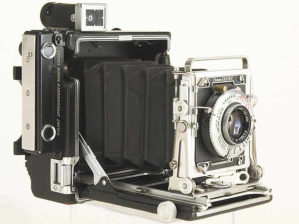 Graflex Crown Graphic 2x3