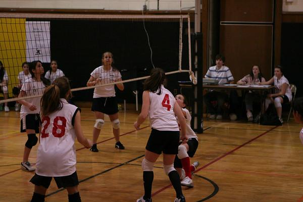 20061209 Samantha's Volleyball