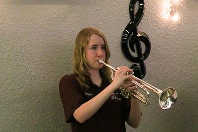 Jazz Band at Clark's Pasta Concerto - 02.26.19
