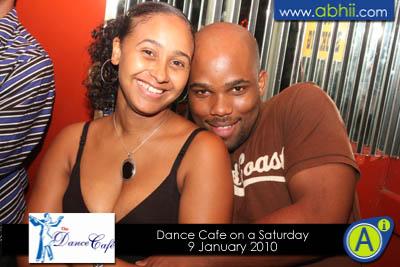 Dance Cafe - 9th Jan 2010