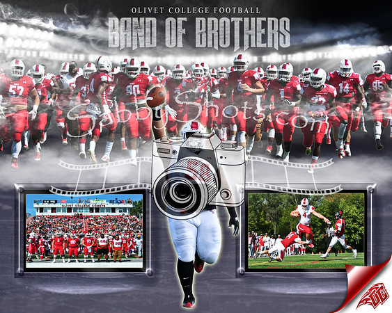 Band of Brothers Collage