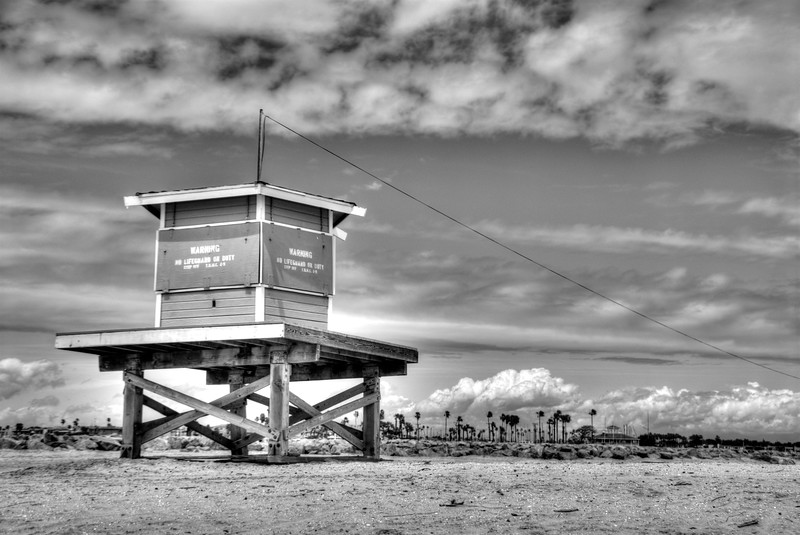Seal Beach Lifeguard Station