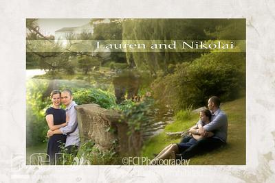 Lauren and Nikolai
