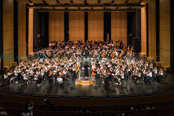 Combined Orchestras