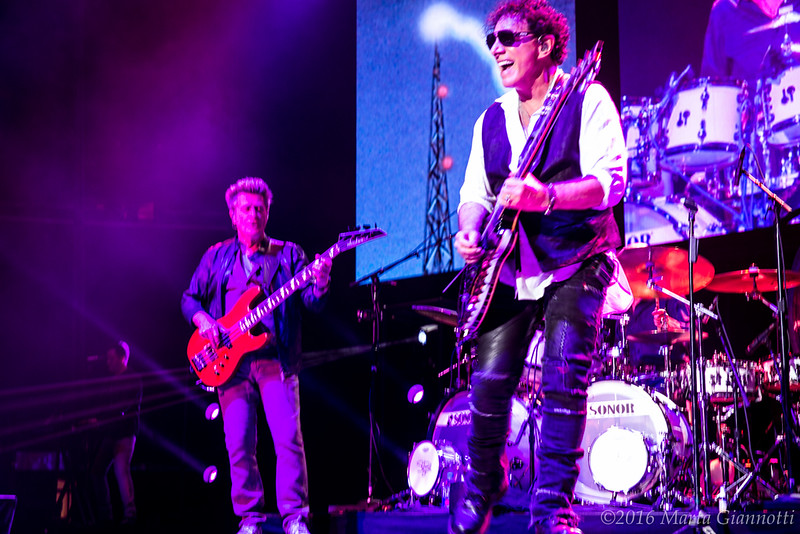 Ross Valory & Neal Schon