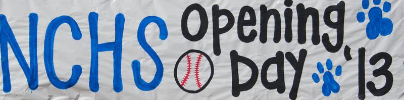 Baseball Varsity 2012 - 2013