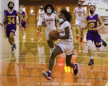 Boys JV Basketball v Lake Braddock 12/28/20