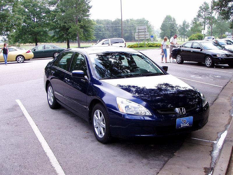 11. My Car at Alabama Welcome Center.JPG