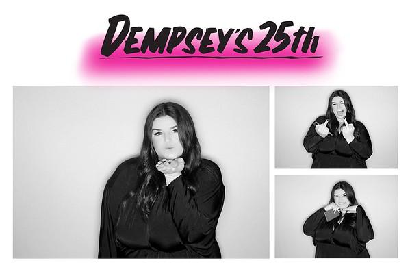 Prints - Dempsey's 25th Birthday