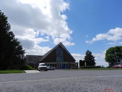 Marilyn Mubang First Communion