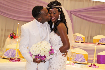 Seun and Sonie Wedding