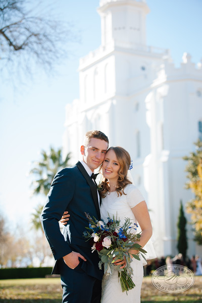 Dorothy and Jason Wedding