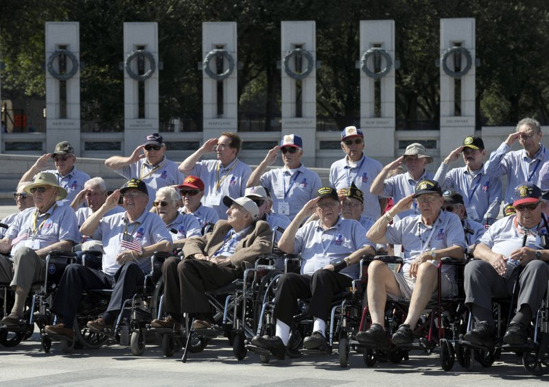 ". <p>3. (tie) GOVERNMENT SHUTDOWN <p>Obama administration willing to do whatever it takes to keep those damn World War II veterans away from their memorial. (2) <p><b><a href=\'http://www.stripes.com/news/wwii-veterans-storm-dc-memorial-closed-by-government-shutdown-1.244447\' target=""_blank\""> HUH?</a></b> <p>    (AP Photo/Susan Walsh)"