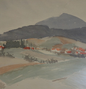 Annemarie Franke & Kreisau drawings