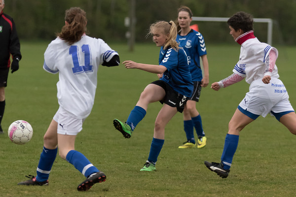 Damefodboldkamp