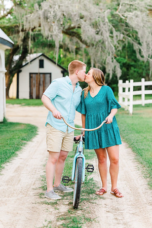 Kelly + Casey   Mansfield Engagement Session