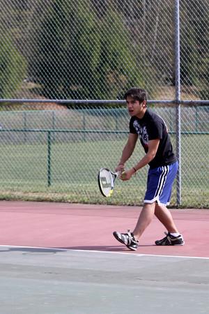 Fallsburg vs. Monticello tennis