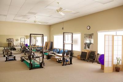 Pilates Movement Studio Wide Shots