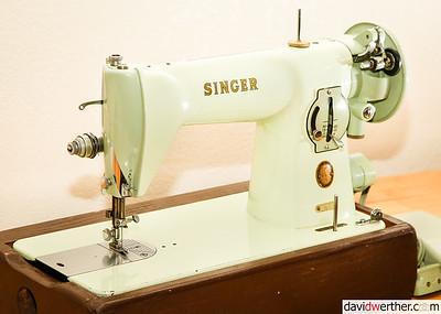 Singer 15K AM628862