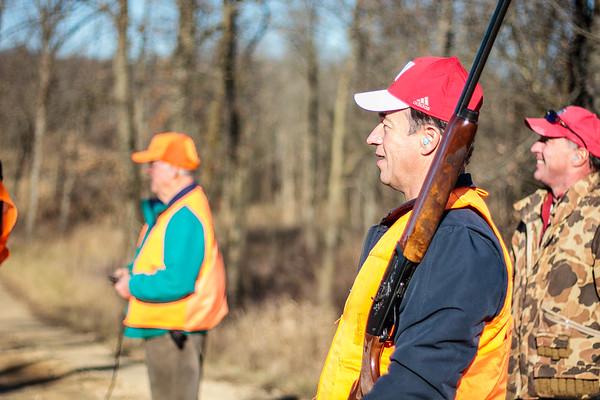 Cedar Valley Preserve Pheasant Hunt