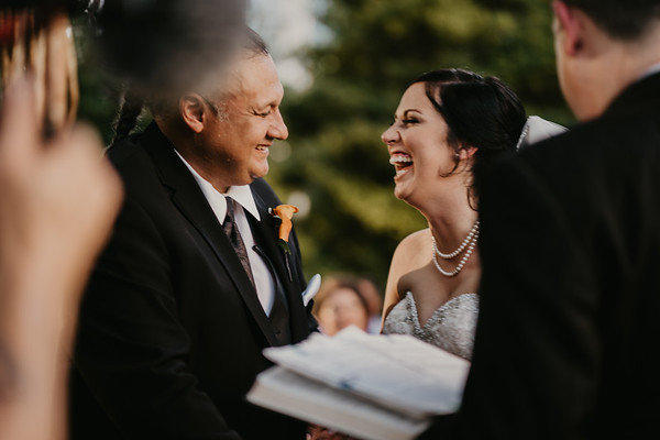 Abigail & Tony Wedding Day