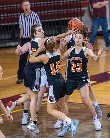 Rockford Girls JV Basketball vs Grandville 1.8.19