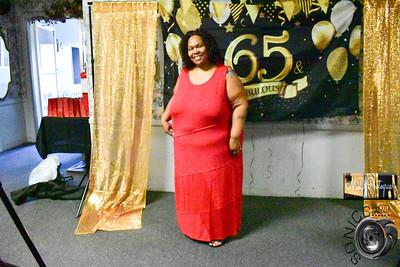 SEPTEMBER 18TH, 2021: SHEILA'S 65TH BIRTHDAY BASH